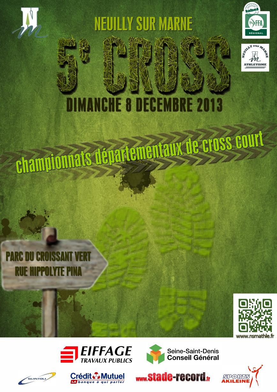 Affiche CROSS2014