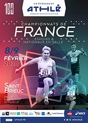 Championnat de france en salle à saint brieuc
