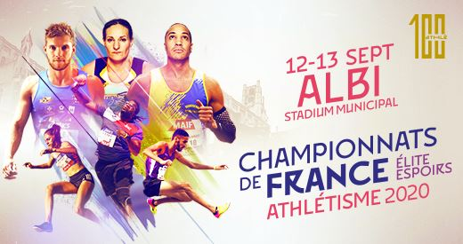 Championnats de france elite albi