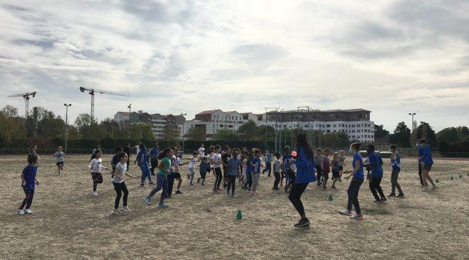Kinder joy athletic